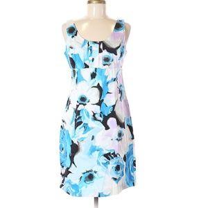 Macy's Floral Watercolor Dress